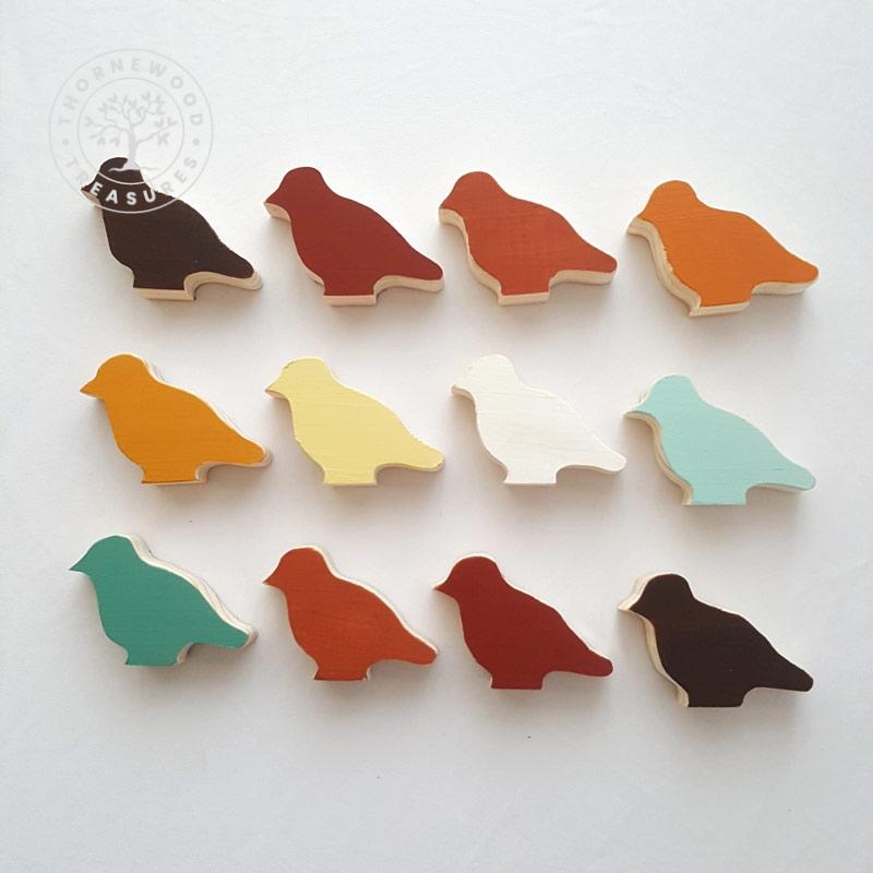Birds – Autumn