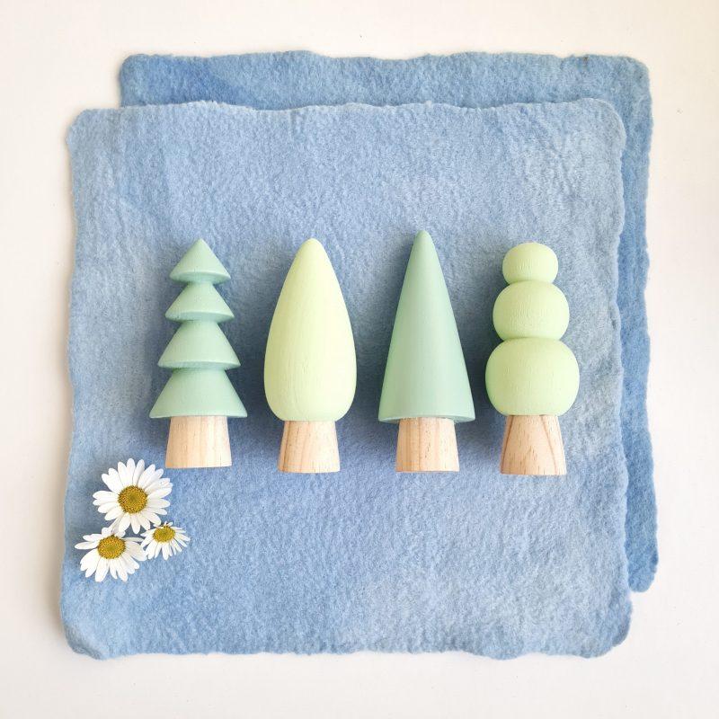 Trees – MEDIUM (soft Pastels)